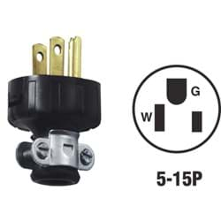 Picture of Do it Heavy-Duty Round Cord Plug