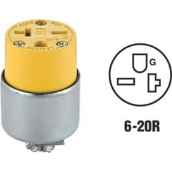 Picture of Leviton Armored Cord Connector
