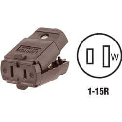 Picture of Leviton Hinged Cord Connector
