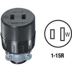 Picture of Leviton Round Cord Connector
