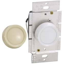 Picture of Lutron Universal Single-Pole Rotary Dimmer Switch
