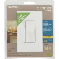 Picture of Lutron Diva 3-Way Slide Dimmer Switch