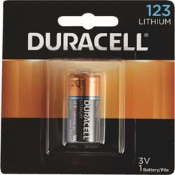 Picture of Duracell 123 Ultra Lithium Battery