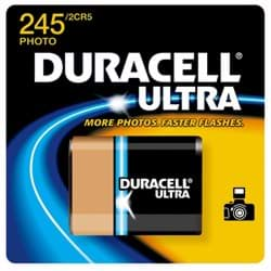 Picture of Duracell 245 Ultra Lithium Battery
