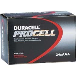 Picture of Duracell ProCell AAA Alkaline Battery