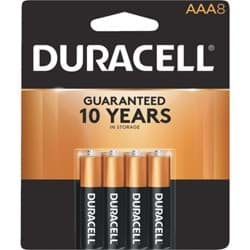Picture of Duracell CopperTop AAA Alkaline Battery