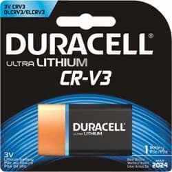 Picture of Duracell CRV3 Ultra Lithium Battery