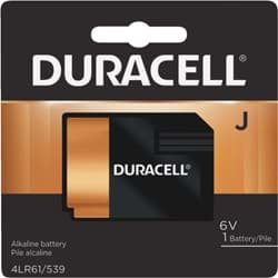 Picture of Duracell J Alkaline Battery