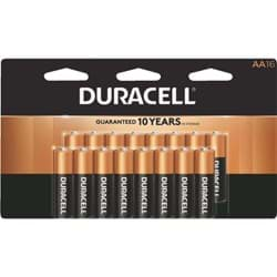 Picture of Duracell CopperTop AA Alkaline Battery