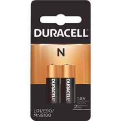 Picture of Duracell N Alkaline Battery