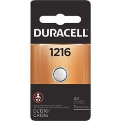 Picture of Duracell 1216 Lithium Coin Cell Battery
