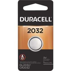 Picture of Duracell 2032 Lithium Coin Cell Battery