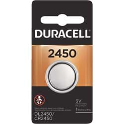 Picture of Duracell 2450 Lithium Coin Cell Battery