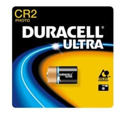 Picture of Duracell CR2 Ultra Lithium Battery
