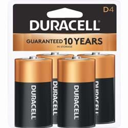 Picture of Duracell CopperTop D Alkaline Battery