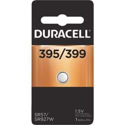 Picture of Duracell 395/399 Silver Oxide Button Cell Battery