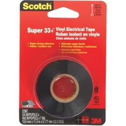 Picture of 3M Scotch Super 33 Vinyl Plastic Electrical Tape