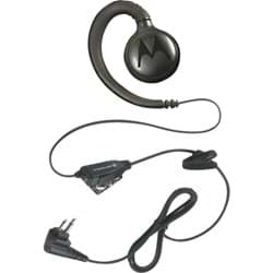 Picture of Earpiece and Microphone Cell Phone Headset