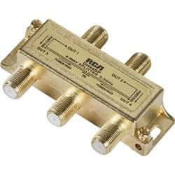 Picture of RCA Digital Plus 4-Way Coaxial Splitter