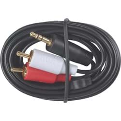 Picture of Y Stereo Cable Plug