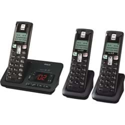 Picture of RCA DECT 6.0 Cordless Phone With 3 Handsets