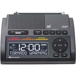 Picture of Midland Weather Alert Radio Clock