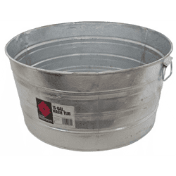 Picture of Washtub Galvanize – #3