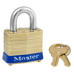 Picture of Lock Keyed Shank Short HD Master – key 3391