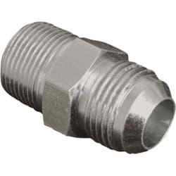 "Picture of Apache Male x Male Straight Hydraulic Hose Adapter - 1/2"" x 1/2"""