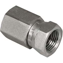 "Picture of Apache Female x Female Straight Hydraulic Hose Adapter - 1/2"" x 1/2"""