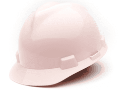 Picture of Hard Hat Cap w/ Fas-Trac Suspension – Pink