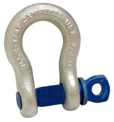 Picture of Shackle Screw Pin Cooper Campbell – 3/16""