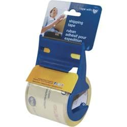 Picture of Super Clear Ready Edge Tape On Dispenser