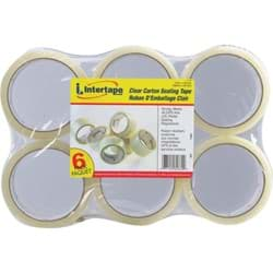 Picture of Economy Sealing Tape - 6pk