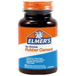 Picture of Elmer's Rubber Cement Adhesive
