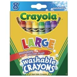 Picture of Crayola Washable Crayons