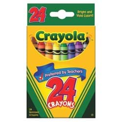 Picture of Crayola Crayons