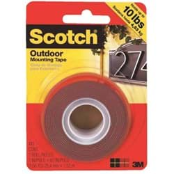 Picture of 3M Scotch Double-Sided Outdoor Mounting Tape