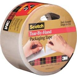 Picture of Scotch Hand Tearable Packaging Tape