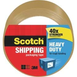 Picture of Scotch Packaging Tape - Tan