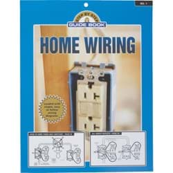 Picture of Home Wiring Manual Book