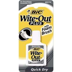 Picture of Bic Wite-Out Plus Correction Fluid