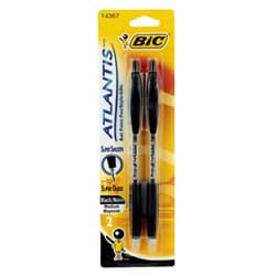Picture of Bic Atlantis Ball Point Pen - Black