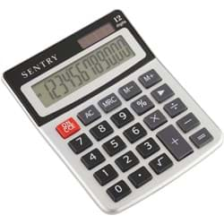 Picture of Sentry Mini Desk Calculator