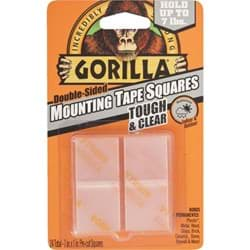 Picture of Gorilla Glue Mounting Squares