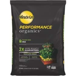 Picture of Miracle-Gro Performance Organics Raised Bed Garden Soil