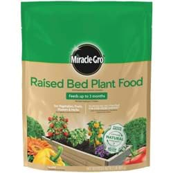 Picture of Miracle-Gro Raised Bed Dry Plant Food