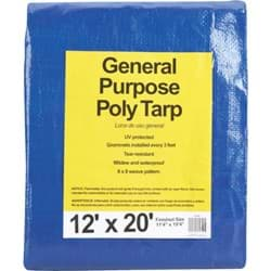 Picture of General Purpose Blue Poly Tarp