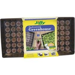 Picture of Jiffy Professional Greenhouse Seed Starter Kit With Superthrive