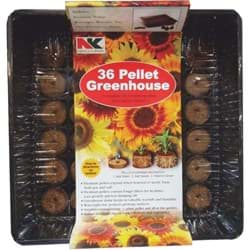 Picture of NK 36-Cell Professional Greenhouse Seed Starter Kit
